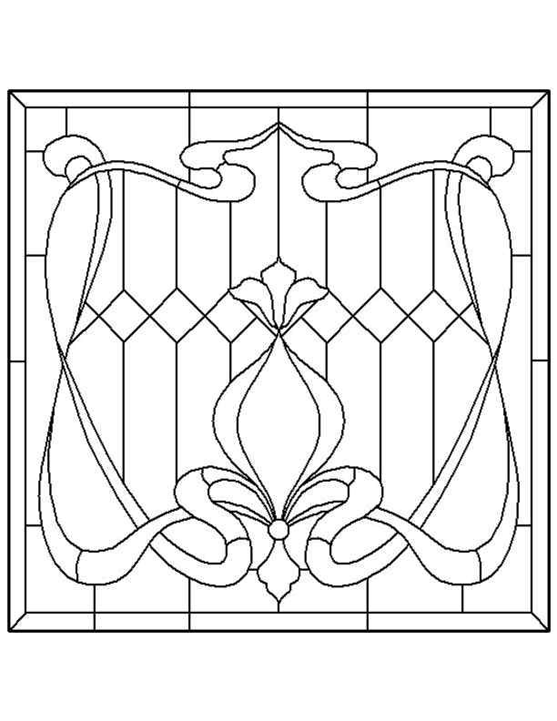 541 best Stained Glass Pattern images on Pinterest