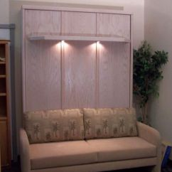Rustic Sleeper Sofa Reclining And Loveseat Fabric Best 20+ Murphy Bed With Couch Ideas On Pinterest | ...