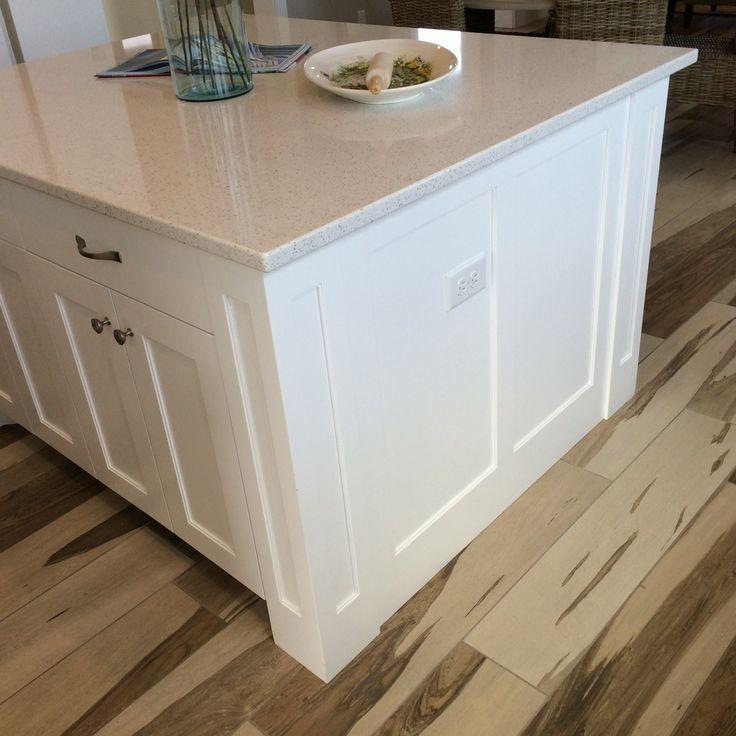 pinterest kitchen remodel ideas freestanding sink square shaker island legs with semi flush end panels ...