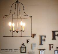 Currey & Company Fitzjames Lantern