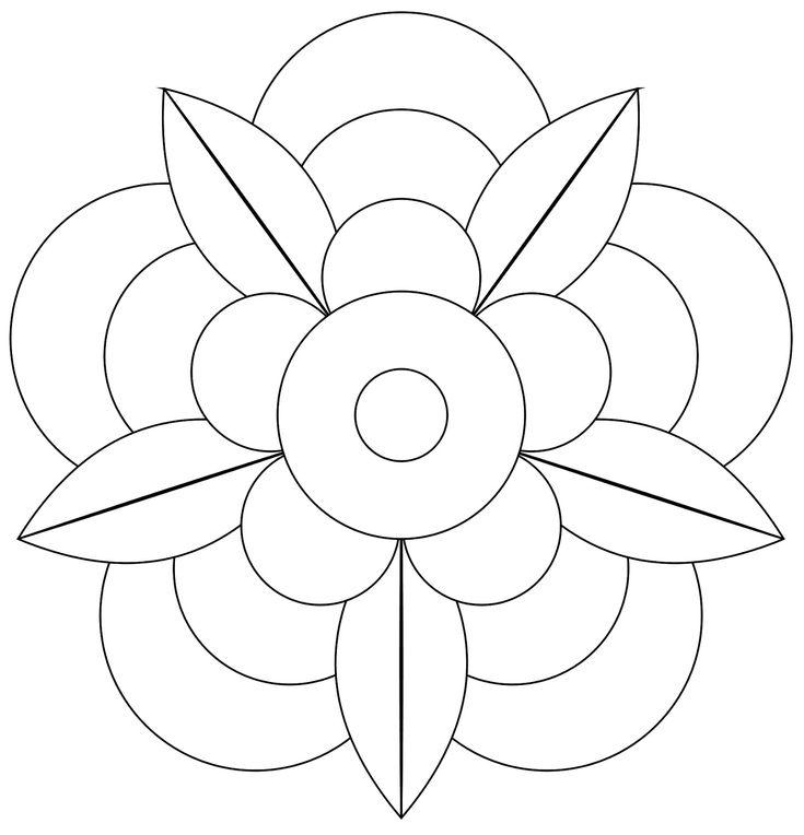 427 best images about Applique Blocks-Flowers 3 on