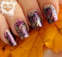 2013 fall nail designs leaves | Nail Art Designs 2015 ...