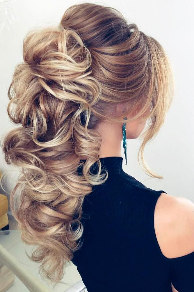 25 Best Ideas about Long Prom Hair on Pinterest  Grad