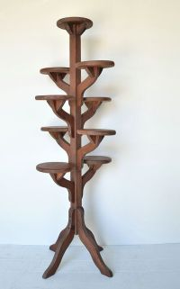 Tiered Outdoor Plant Stand Plans - WoodWorking Projects ...
