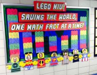 25+ best ideas about Lego bulletin board on Pinterest