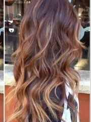 tri color hair highlights
