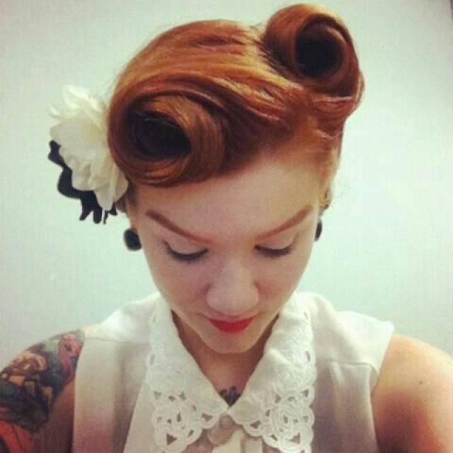 22 Best Images About Hairstyles On Pinterest Updo Yankee Doodle