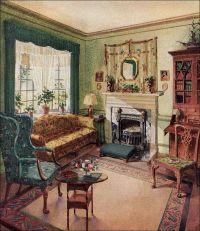 1929 Living Room - Karpen Furniture by American Vintage ...