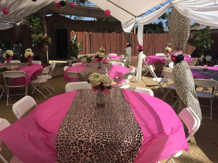 25+ Best Ideas about Cheetah Baby Showers on Pinterest