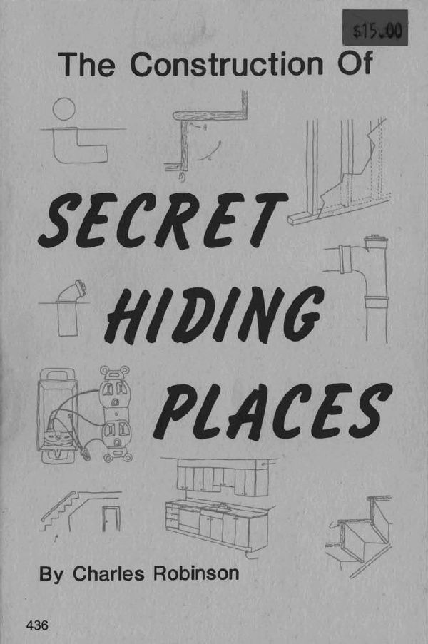 162 best images about Secret things, hidden things