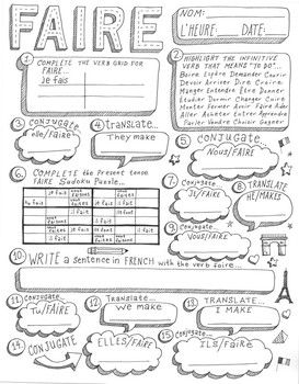 17 Best images about French printables on Pinterest