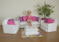 diy Barbie Furniture | Barbie furniture | Pinterest ...