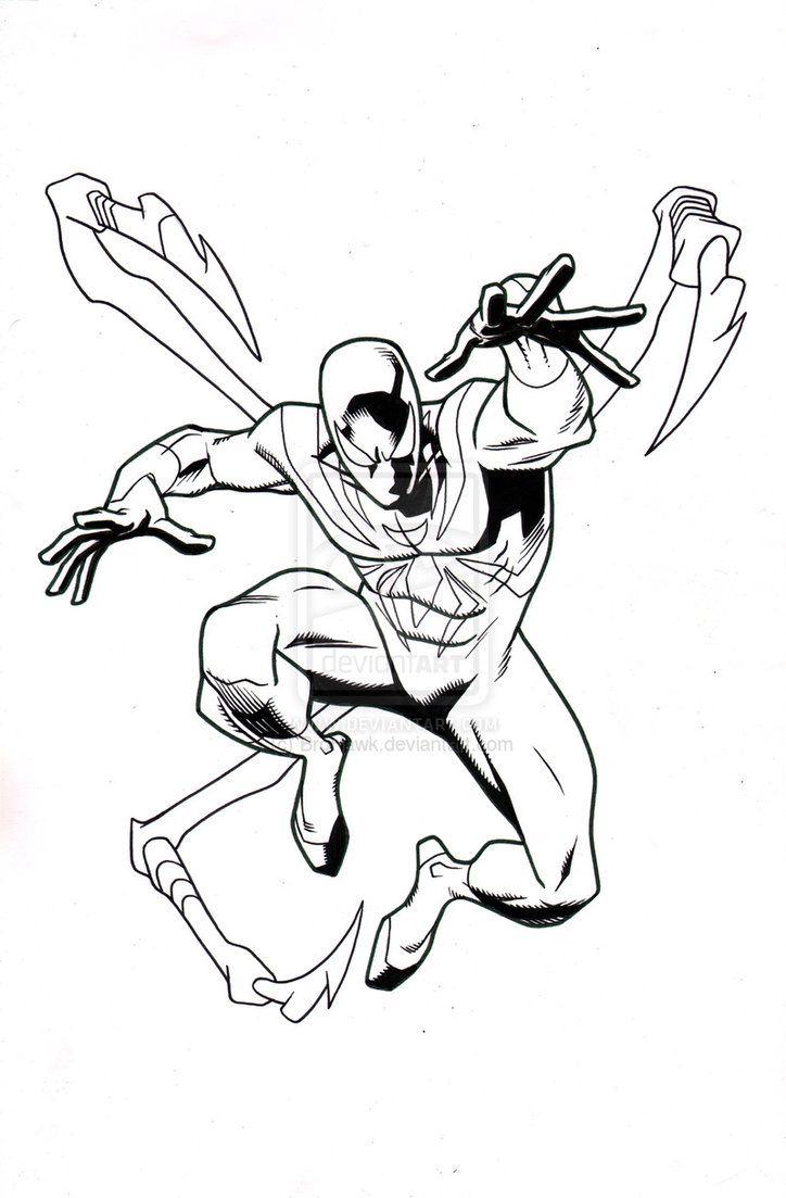 Ultimate Spider-man episode 8-Iron-Spider by BroHawk on