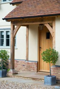 Door Porches & Wooden Door Canopy Porch Canopy