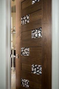 TruStile Modern Door Collection - TM13420 in Walnut with ...