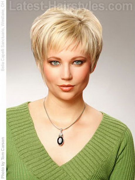 25 Best Ideas About Short Hairstyles With Bangs On Pinterest
