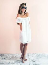25+ best ideas about White Summer Dresses on Pinterest ...