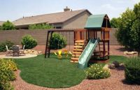 17 Best images about Artificial Turf & Lawnless Yards on ...