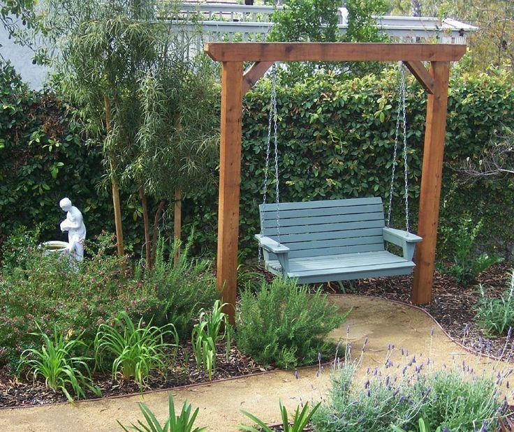 The 25 Best Ideas About Garden Swings On Pinterest Garden Swing