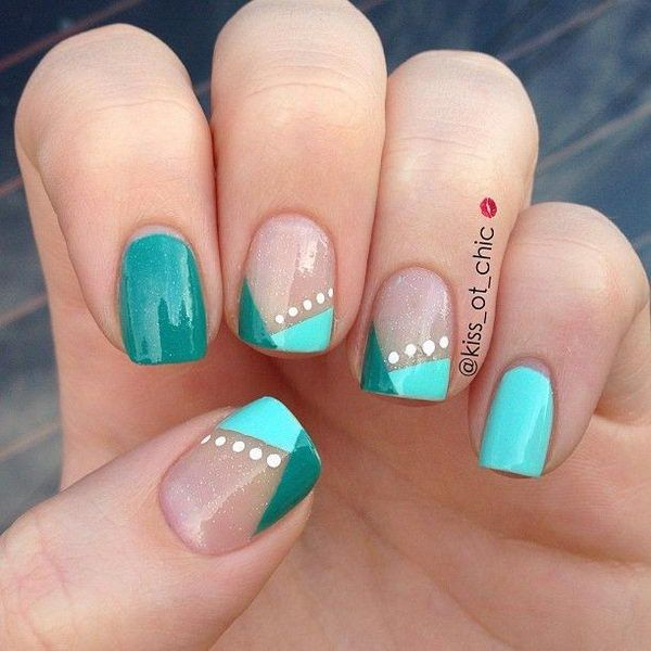 25+ best ideas about Easy Nail Designs on Pinterest