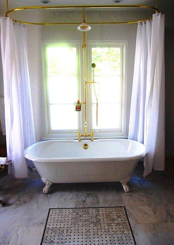 25 Best Ideas About Modern Shower Curtain Rods On Pinterest