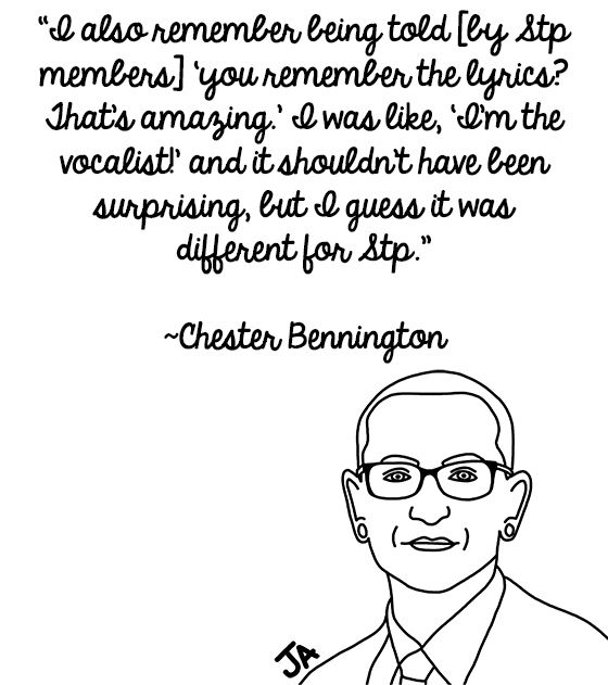 42 best Quotes from Chester Bennington images on Pinterest