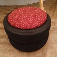 Tire Chair! | Tire Art | Pinterest