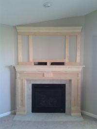 Diy Fireplace Surround Plans - WoodWorking Projects & Plans