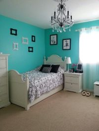 25+ best ideas about Tiffany Blue Rooms on Pinterest ...