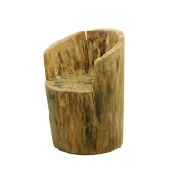 tree trunk chair | furniture | Pinterest | Trees, Chairs ...