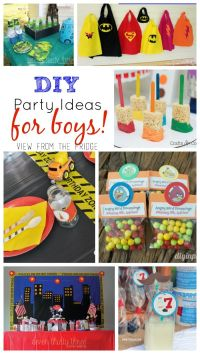 39 best images about Birthday parties 4 the kiddies! on ...