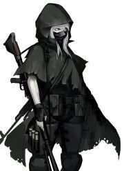 hooded female assassin - google