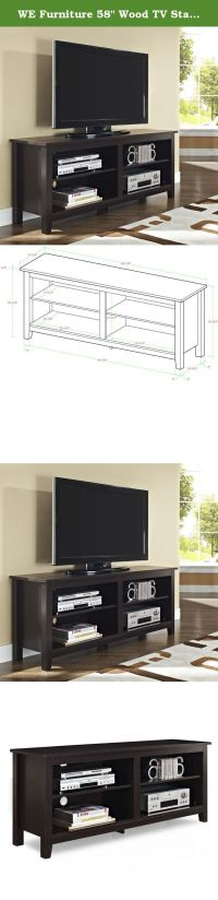 17 Best ideas about Wood Tv Stands on Pinterest | Rustic ...