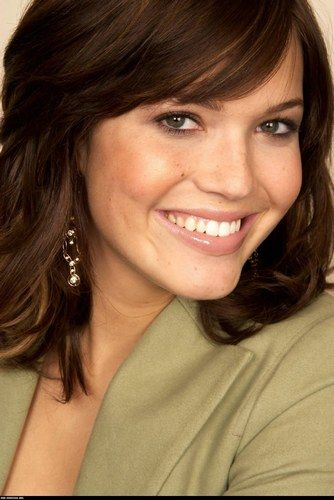 Mandy Moore Fan Club Album Her Hair Colors And The Ojays