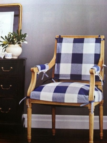 gingham dining room chair covers big office chairs uk 17 best images about slip on pinterest | slipcovers, something's gotta give and ...