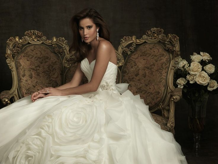 617 Best Images About #WEDDING GOWNS By: #ALLURE On