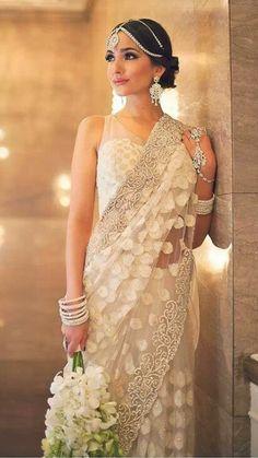 Best 25 Indian wedding sarees ideas on Pinterest