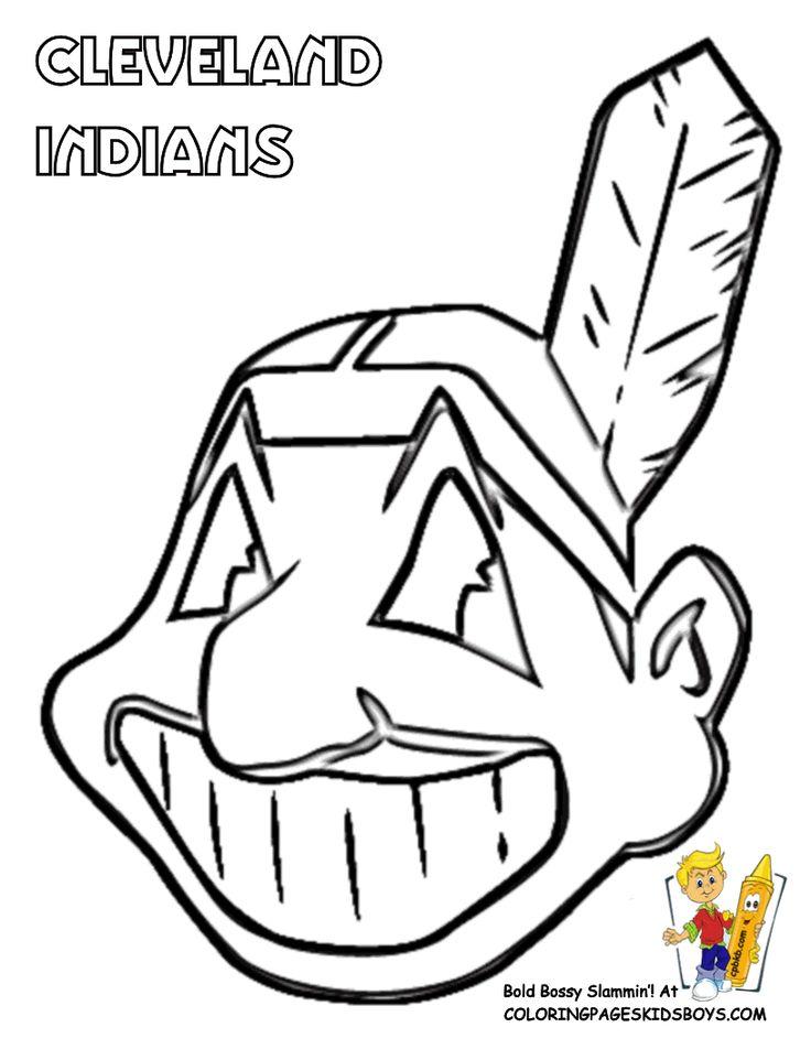 Best 25+ Cleveland indians logo ideas on Pinterest