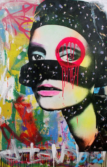 Graffiti Artist  Dain  Artsy things painting etc