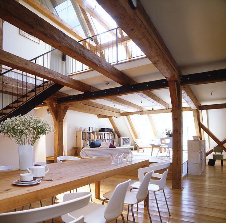 Wohnen Architektur Haus Renovierung Altbau Umgebaut L - Boisholz