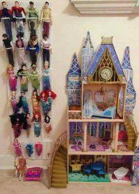Best 25+ Barbie storage ideas on Pinterest
