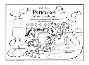 1000+ images about pancake crafts and games for children