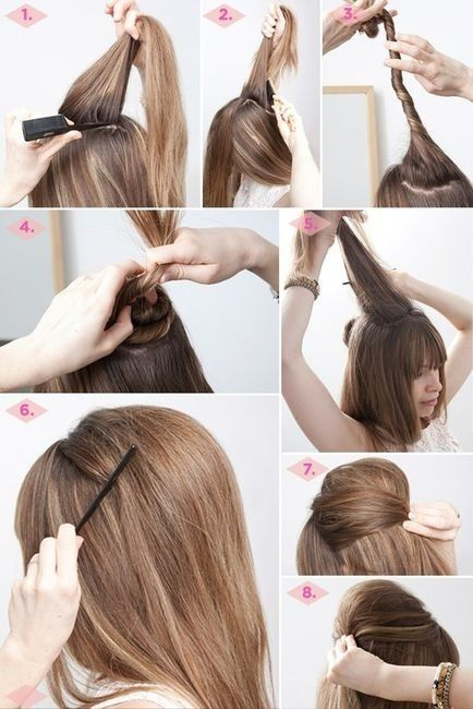 23 Best Images About Hairstyles Like Beehive On Pinterest