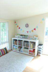 Best 25+ Playroom storage ideas on Pinterest | Kids ...