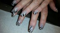17 Best images about My nail art work on Pinterest | Long ...