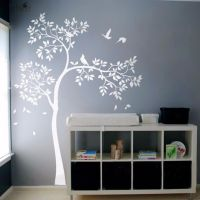 17 Best ideas about Tree Wall Decor on Pinterest