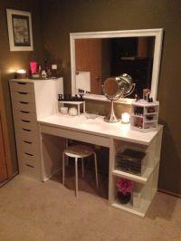 25+ best ideas about Ikea makeup vanity on Pinterest ...