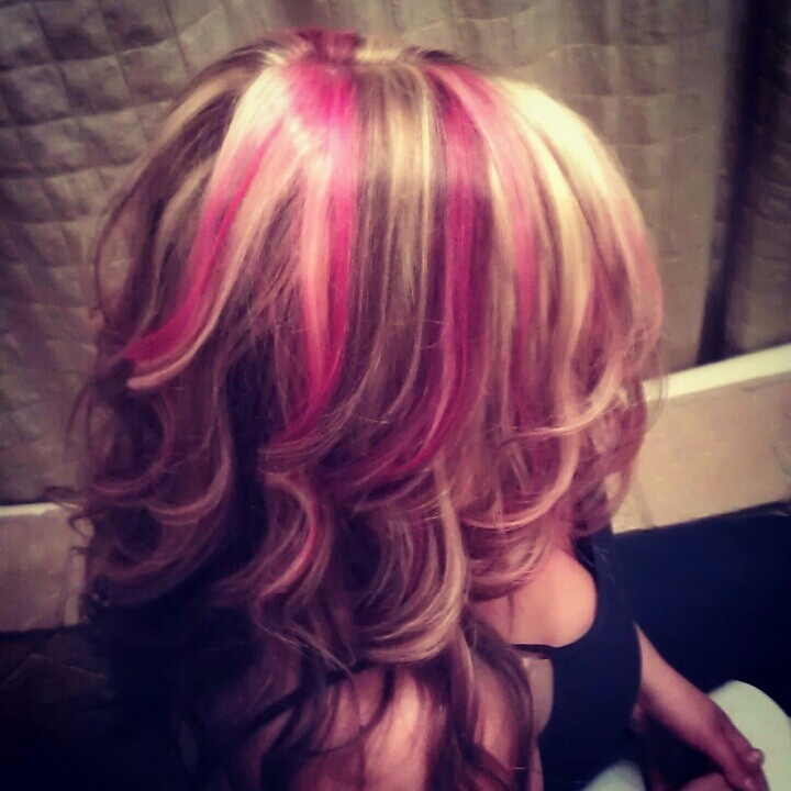 The 64 Best Images About PINK On Pinterest Browning Highlights