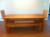 1000+ images about Custom homemade cypress furniture on ...