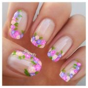 1000 ideas long french nails